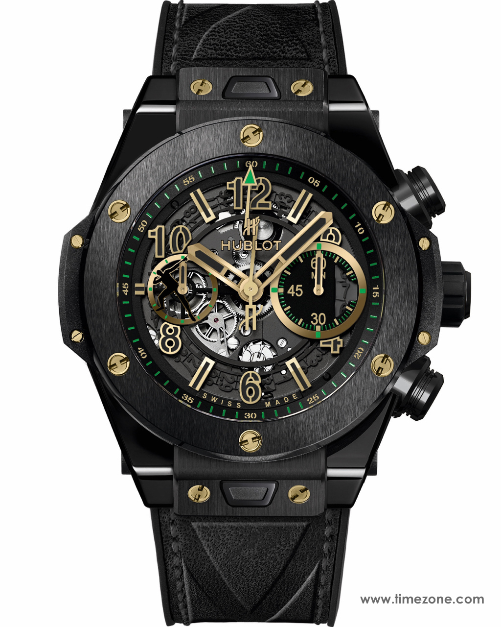 Hublot Big Bang UNICO Usain Bolt, BIG BANG UNICO USAIN BOLT Ceramic, 411.CX.1189.VR.USB16