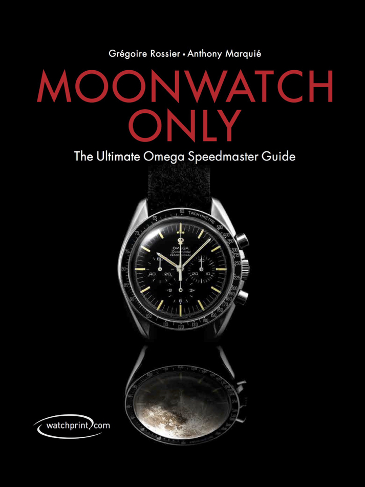 Moonwatch Only review, Moonwatch Only, Grégoire Rossier, Anthony Marquié