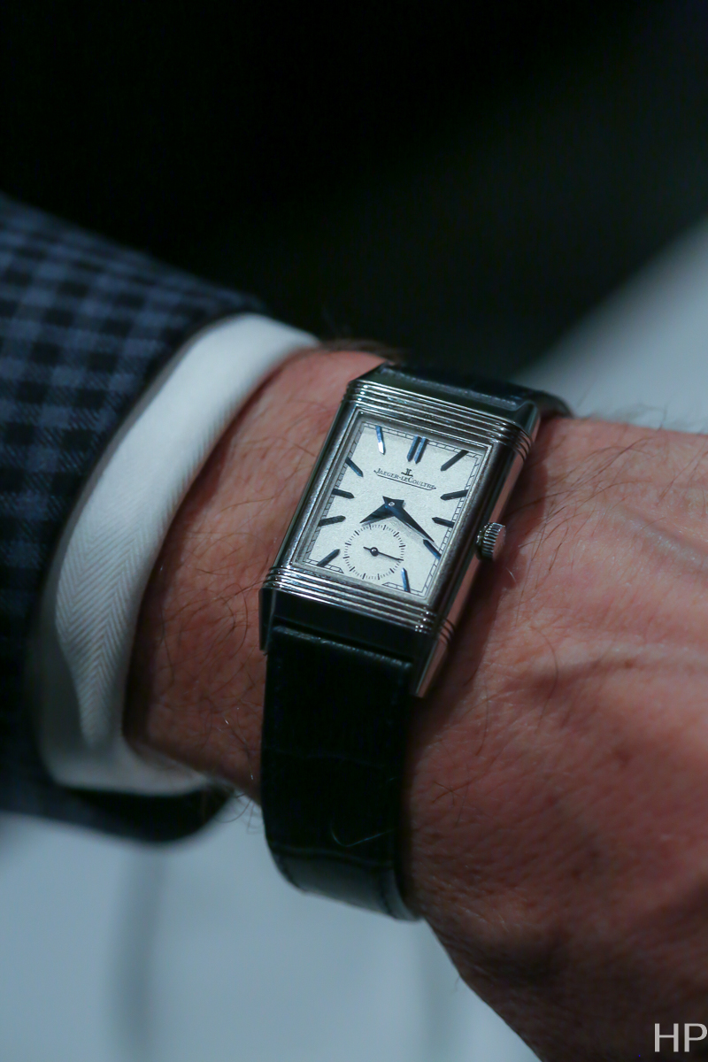 Timezone Jaeger Lecoultre 187 Photo Report Dinner With
