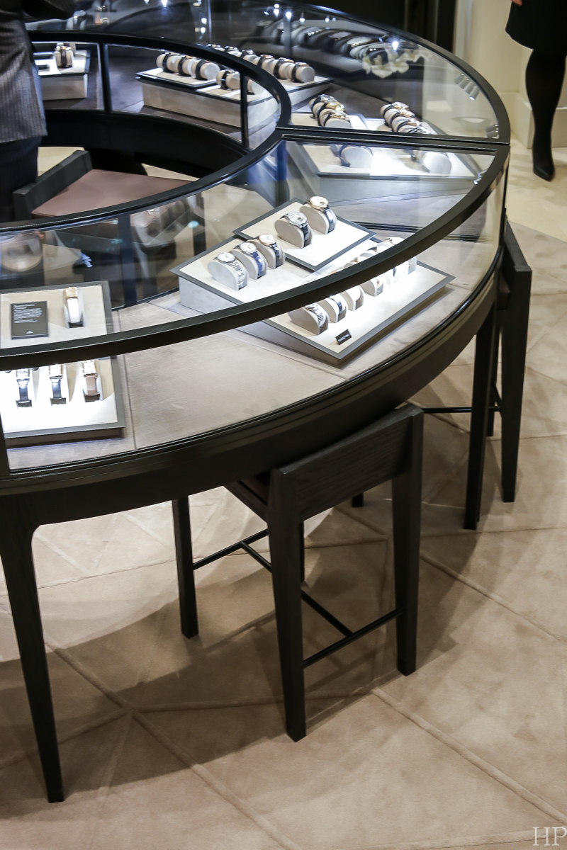 Jaeger-LeCoultre New York Boutique, JLC Madison Avenue, JLC Boutique