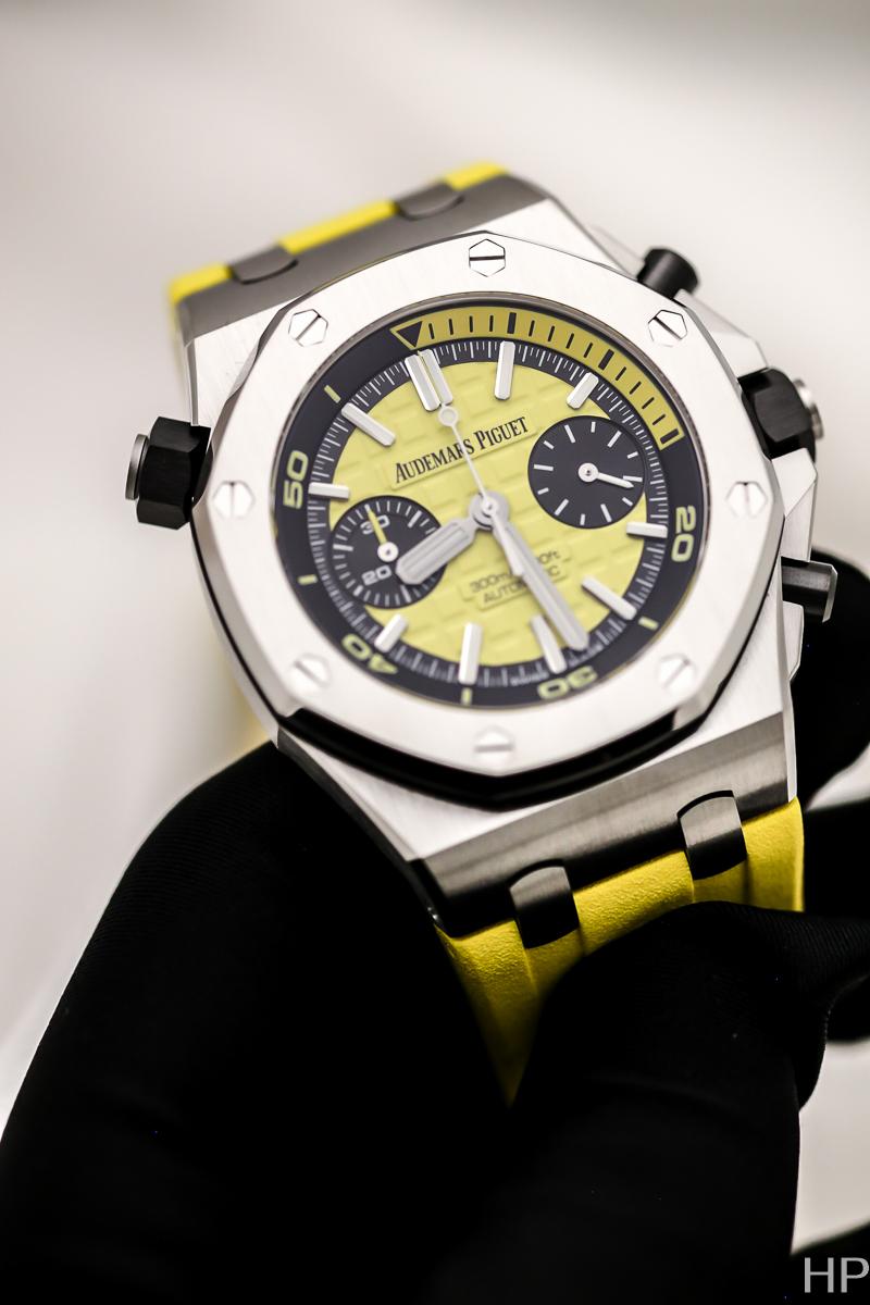 Royal Oak Offshore Diver Chronograph, Offshore Diver Chronograph