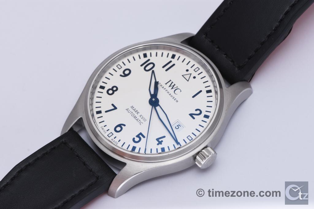 Pilot's Watch Mark XVIII Ref. IW327002, Pilot's Watch Mark XVIII, IWC Mark XVIII, IWC IW327002, Pilot Watch Mark XVIII IW327002, Ref. IW327002