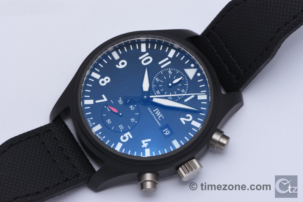 Pilot's Watch Chronograph TOP GUN Ref. IW389001, Pilot's Watch Chronograph TOP GUN, IWC Chronograph TOP GUN, IWC IW389001, Pilot Watch Chronograph IW389001, Ref. IW389001