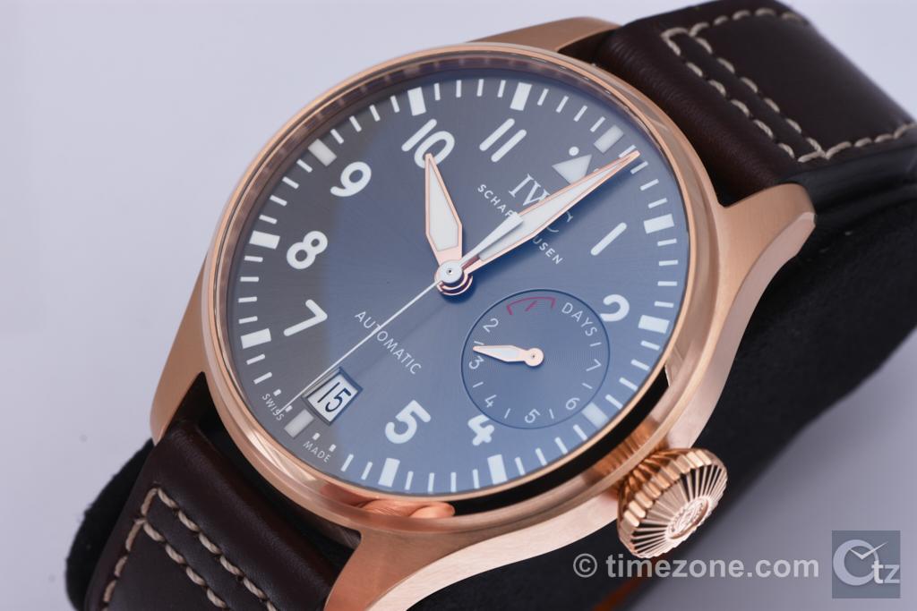 Big Pilot's Watch Spitfire Ref. IW500917, BP Spitfire IW500917, IWC Big Pilot gold, IWC BP, IWC IW500917, Big Pilot's Watch  Spitfire IW500917, BP IW500917, Big Pilot IW500917, Ref. IW500917