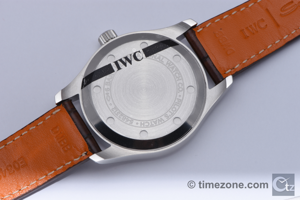 IWC Pilot's Watch Automatic 36, IWC 3240, Pilot's Watch 36 3240, Pilot's Watch Automatic 36 Ref. 3240