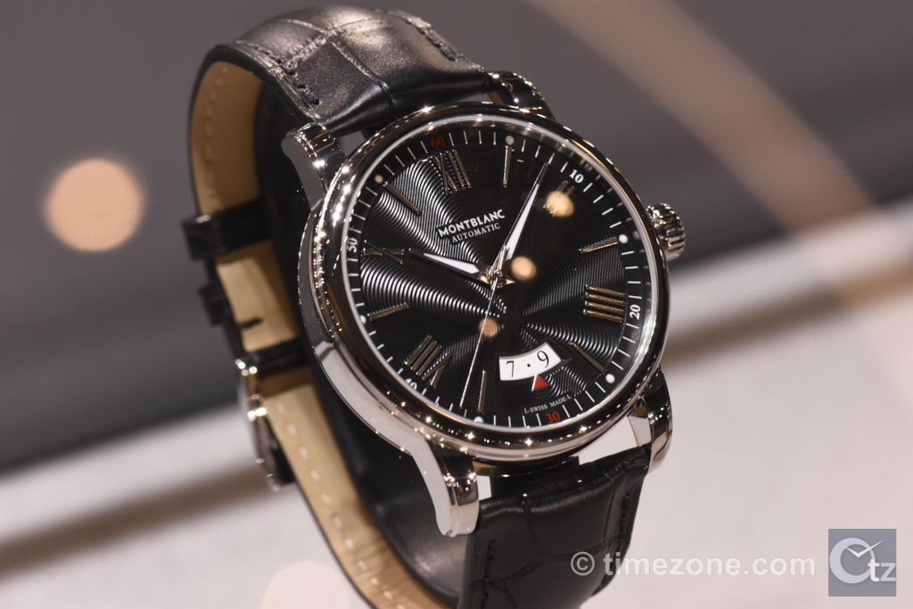 4810 Date, Montblanc 4810 Date Automatic, Montblanc Date, Montblanc Montblanc 115122