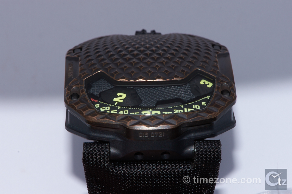 TimeZone : Independent Horology » Hands-on with the URWERK ...