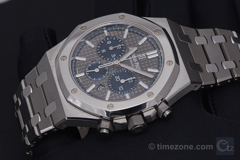 Audemars Piguet Royal Oak Chronograph, Royal Oak Chronograph, 26331ST.OO.1220ST.01, Audemars Piguet SIHH 2017