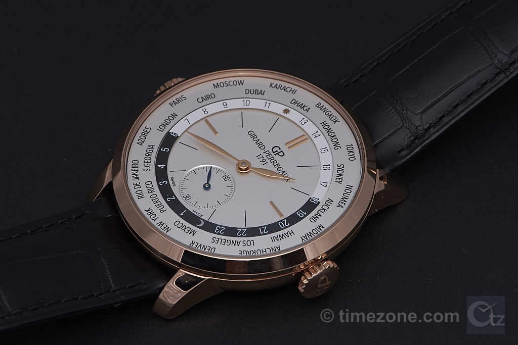 TimeZone : Girard-Perregaux » Hands-on with the Girard ...