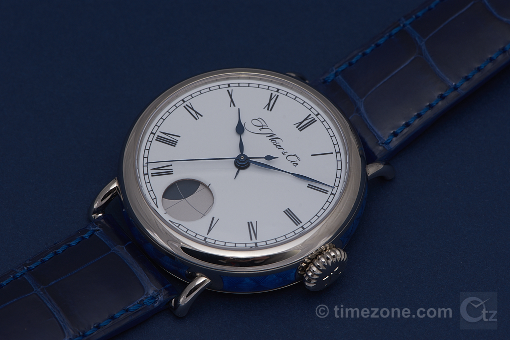 Heritage Perpetual Moon, Moser Heritage Perpetual Moon, Moser SIHH 2017
