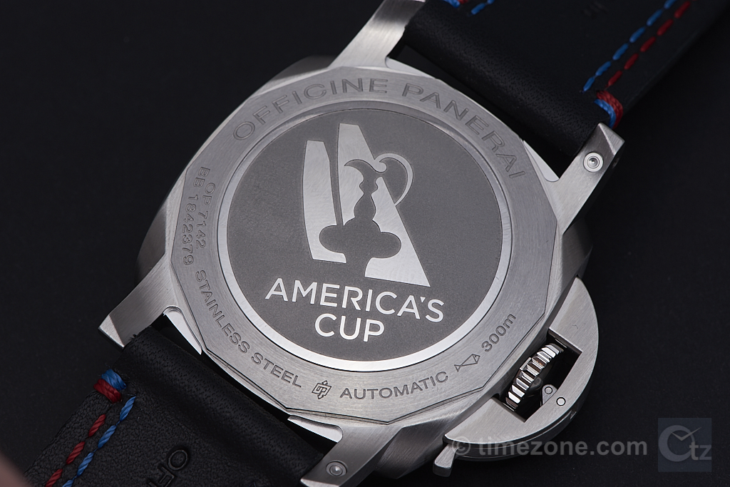 Luminor 1950 ORACLE TEAM USA, Luminor Marina 1950 America's Cup, PAM727, Panerai PAM727, Panerai SIHH 2017