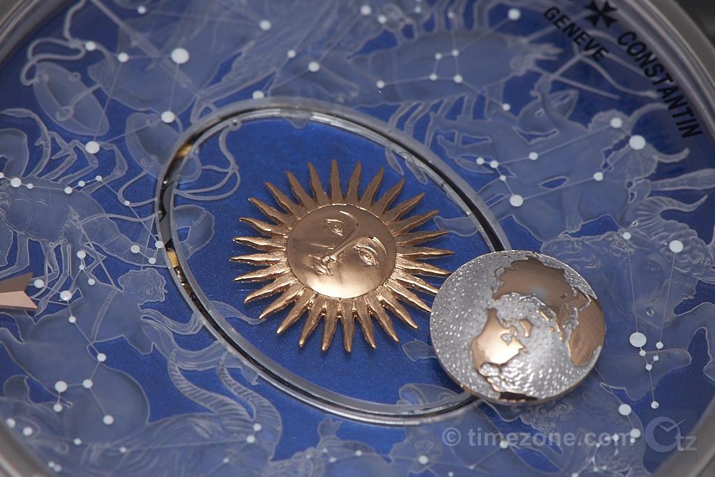 Métiers d'Art Copernicus Celestial Spheres, Vacheron Constantin Copernicus Celestial Spheres, Copernicus Celestial Spheres, Vacheron Constantin SIHH 2017
