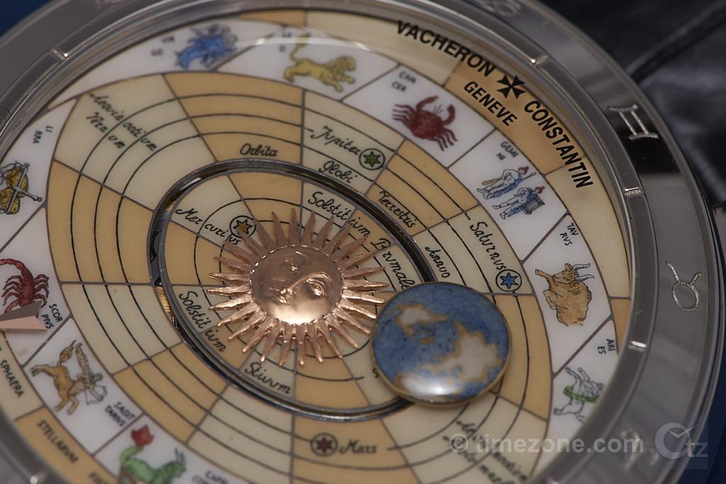 Métiers d'Art Copernicus Celestial Spheres,  Vacheron Constantin 7600U, Vacheron Constantin Copernicus Celestial Spheres, Copernicus Celestial Spheres, Vacheron Constantin SIHH 2017