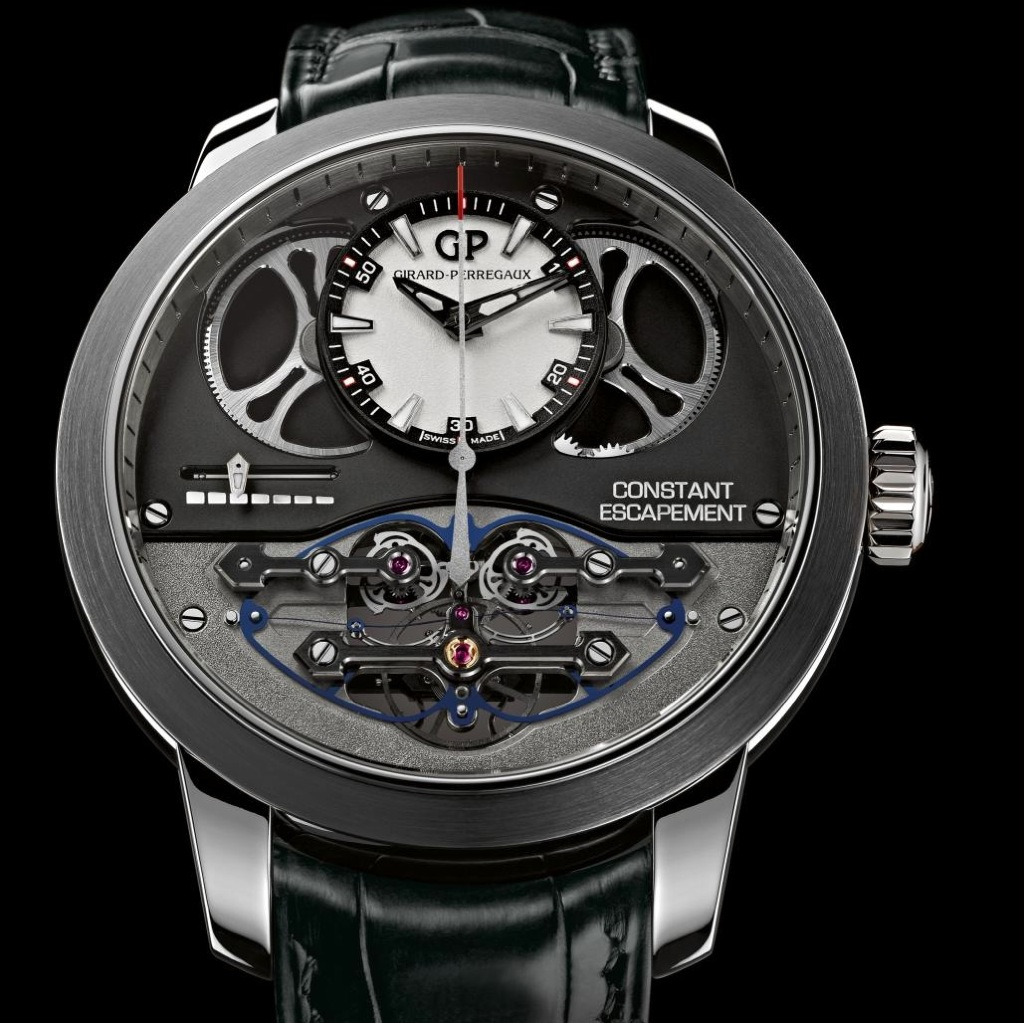 TimeZone 2013 Watch of the Year, Watch of the Year, WOTY, Girard-Perregaux Constant Escapement, GP Constant Escapement