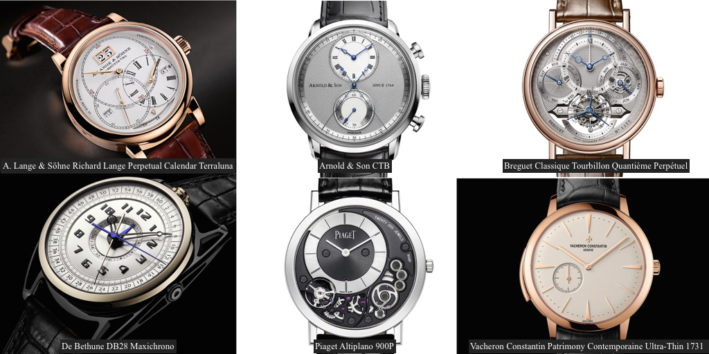 2014 Watch of the Year Finalists