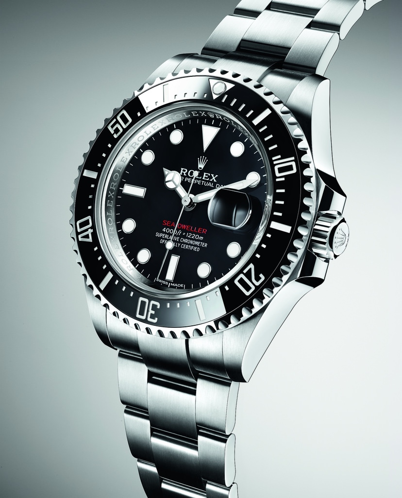Oyster Perpetual Sea-Dweller, Rolex 126600,