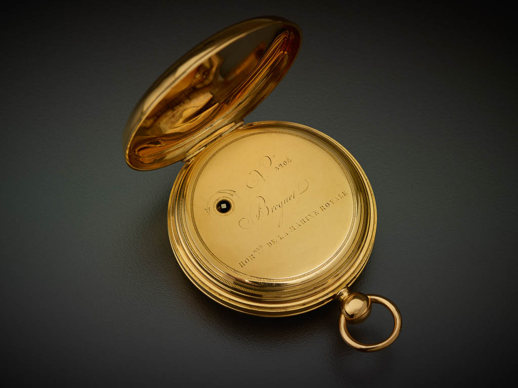Precision and Splendor: Clocks and Watches at The Frick Collection, Abraham-Louis Breguet, Antoine-Louis Breguet, Breguet Frick Collection, Pocket Watch Tourbillon, Winthrop Kellogg Edey, The Frick Collection