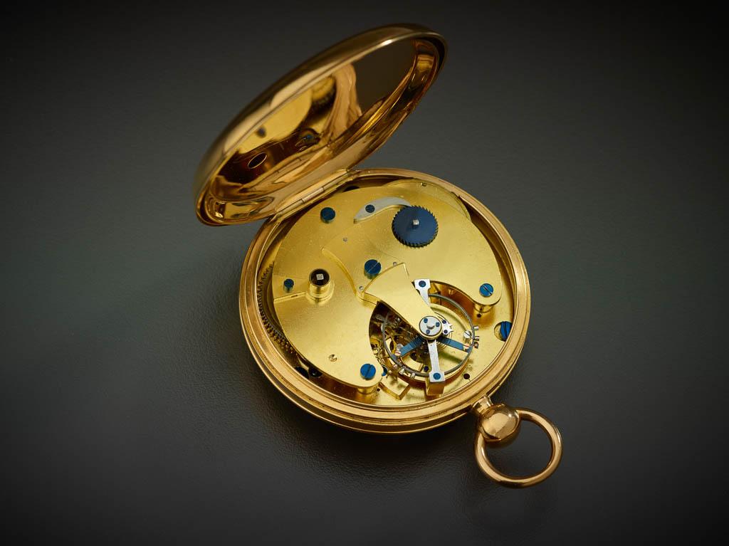 Precision and Splendor: Clocks and Watches at The Frick Collection, Abraham-Louis Breguet, Antoine-Louis Breguet, Breguet Frick Collection, Pocket Watch Tourbillon, Winthrop Kellogg Edey, The Frick Collection