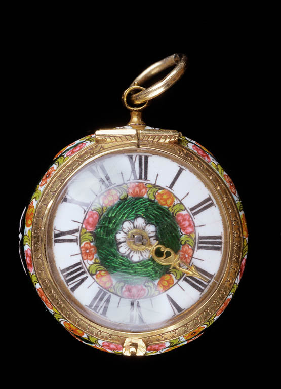 Precision and Splendor: Clocks and Watches at The Frick Collection, Chavannes le Jeune, Pierre Huaud, pendant watch, Winthrop Kelogg Edey, The Frick Collection