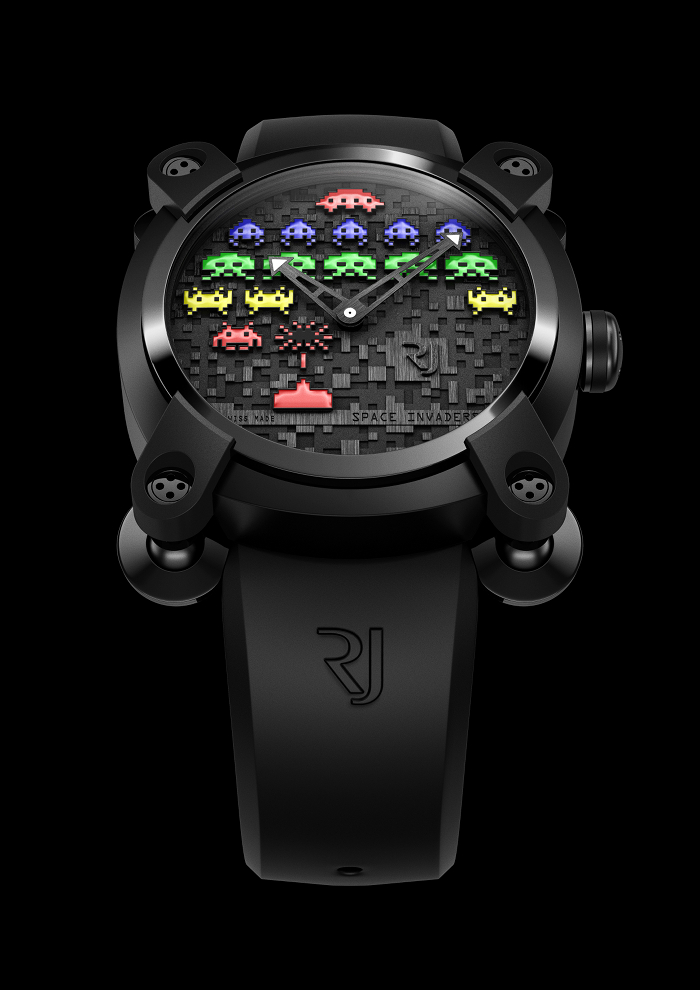 Romain Jerome - Space invaders